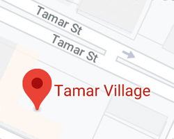 Tamar Village Ballina Google map square